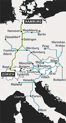 hvad er forskellen på øst og vest berlin