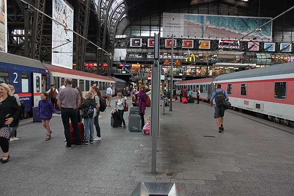 billige togbilletter hamborg